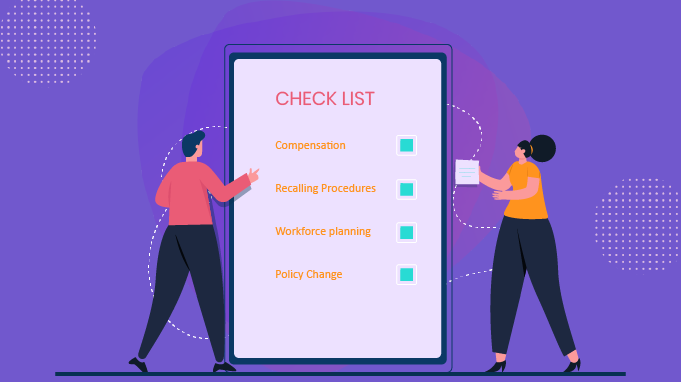 Return to Work Checklist- How Organizations Need To Handle It